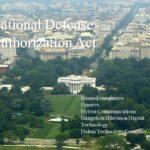 2019年度米国防権限法(NDAA2019)」